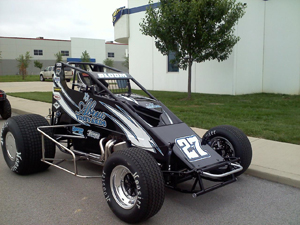 Abreu Racing - Kevin Bloom's Sprint Car