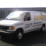 Arrons Lock Van