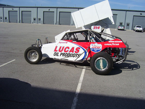 Kyle Lucas Off-Road Buggy