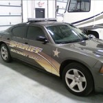Montgomery Co. Sheriff Car