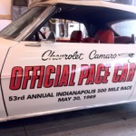Pace Car Graphic